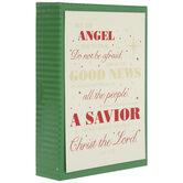 Luke 2:10-11 Christmas Cards