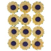 Sunflower 3D Stickers