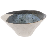 Blue Oyster Shell Bowl