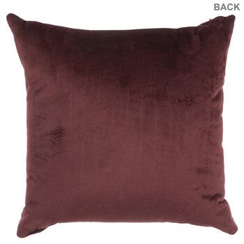 Medallion Velvet Pillow