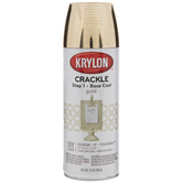 Gold Krylon Crackle Base Coat Spray Paint