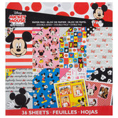 "Mickey Mouse & Friends Paper Pack - 12"" x 12"""
