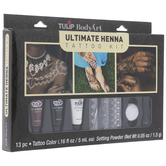 Henna Tattoo Stencil Kit
