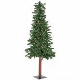Alpine Pre-Lit Christmas Tree - 4'