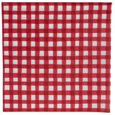 Red & White Gingham Paper Napkins