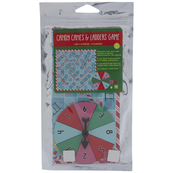 Candy Cane & Ladders Game