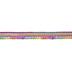 Rainbow Metallic Gimp Trim - 1/2