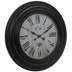 Dark Antique Brown Wall Clock