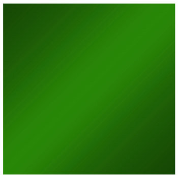 "Green Foil Scrapbook Paper - 12"" x 12"""