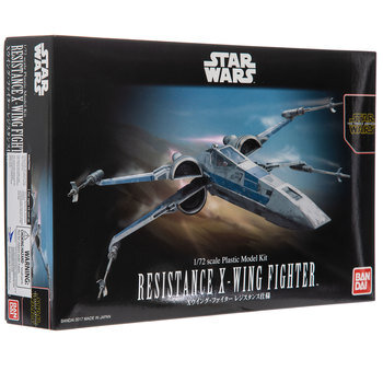 Star Wars Resistance X-Wing Fighter Model Kit