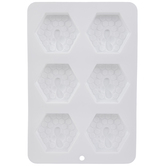 Honeycomb & Bee Soap Molds