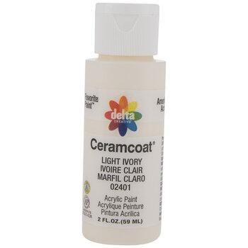 Light Ivory Ceramcoat Acrylic Paint