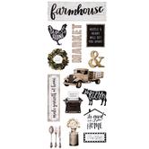 Farmhouse Stickers