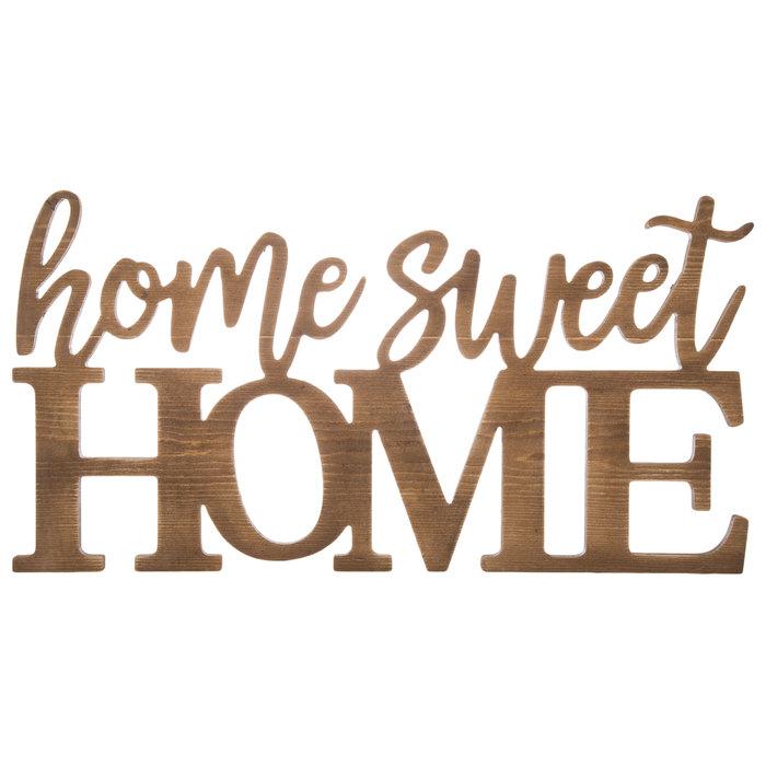 Home Sweet Home Wood Wall Decor Hobby Lobby 1697671