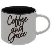 Coffee & Grace Mug