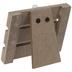 Natural Slatted Wood Clip Frame - 3