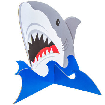 Shark Party Decor