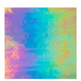 Iridescent Rainbow Foil Gift Wrap