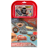 Disney Cars 3 Magnet Activities