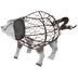 Chicken Wire Metal Pig