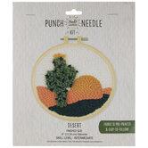 Desert Punch Needle Kit