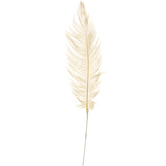 Dyed Ostrich Feather Pick