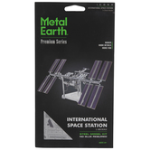International Space Station Metal Earth Kit