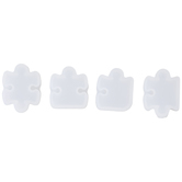 Puzzle Piece Resin Molds