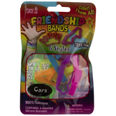 Cars Friendship Bands