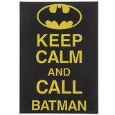 Keep Calm & Call Batman Wood Wall Decor