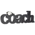 Coach With Whistle Decor