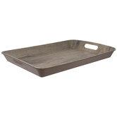 Wood Look Tray