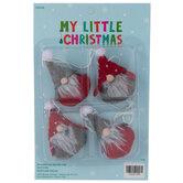 Mini Gnome Ornaments