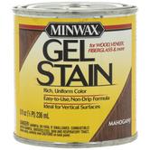 Mahogany Minwax Gel Stain