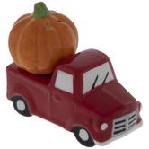 Truck & Pumpkin Salt & Pepper Shakers