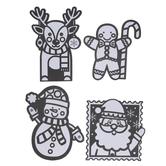 Christmas Foil Art Craft Kit