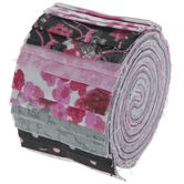 Vintage Jelly Roll Fabric Strips