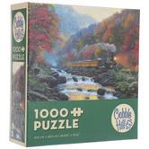 Smoky Train Puzzle