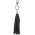 Black USB Tassel Key Ring