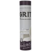 Grit Vinyl Wall Art
