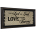 Psalm 100:5 Framed Wall Decor