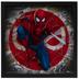 Spiderman Comic Framed Wood Wall Decor