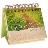 God's Way Day By Day Perpetual Calendar