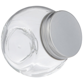 Glass Tilt Canister