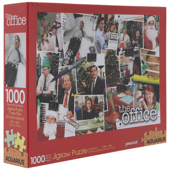 The Office Christmas Puzzle