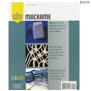 Weekend Crafter Macrame Projects
