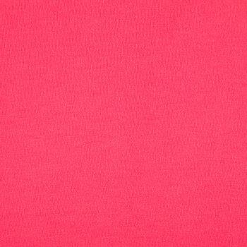 Hot Pink Jersey Knit Fabric