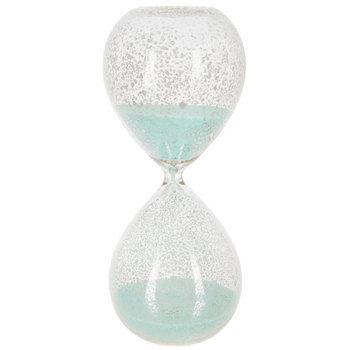 Mercury Glass Hourglass