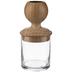 Hurricane Jar Reversible Candle Holder