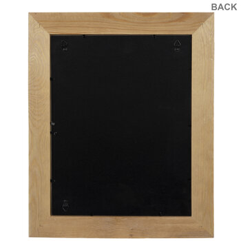 Blonde Wood Wall Frame